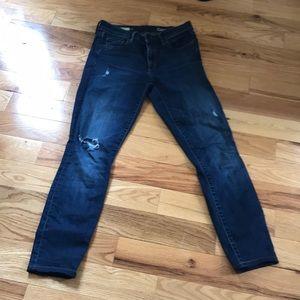 GAP Jeans - Gap resolution true skinny jeans. Size 27 regular!